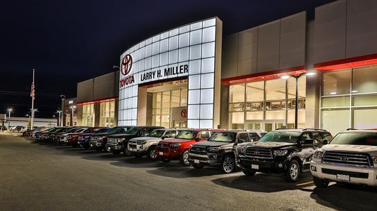 Larry H Miller Toyota Spokane >> Larry H Miller Downtown Toyota Spokane Car Dealership In