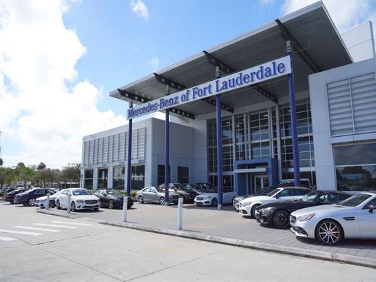 Mercedes Benz Of Fort Lauderdale Car Dealership In Fort Lauderdale, FL  33316 | Kelley Blue Book