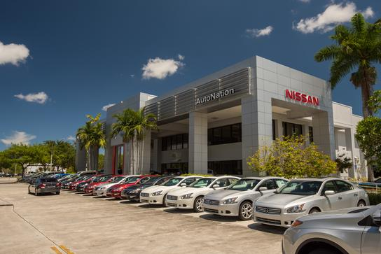 High Quality AutoNation Nissan Pembroke Pines Car Dealership In Pembroke Pines, FL 33024  | Kelley Blue Book