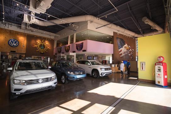 AutoNation Volkswagen Mall of Georgia car dealership in BUFORD, GA