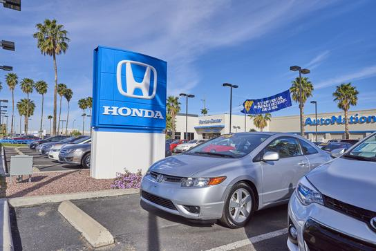 Autonation Honda Tucson Auto Mall Car Dealership In Tucson Az 85705
