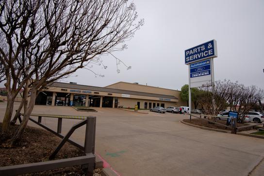 Autonation Ford Fort Worth 1 2
