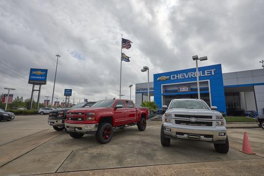 Autonation Gulf Freeway >> Autonation Chevrolet Gulf Freeway Car Dealership In Houston Tx
