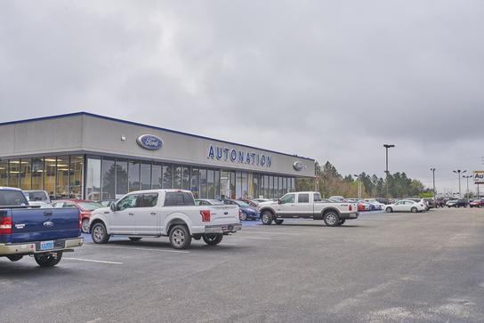 Autonation Ford Mobile Car Dealership In Mobile Al 36606 3110