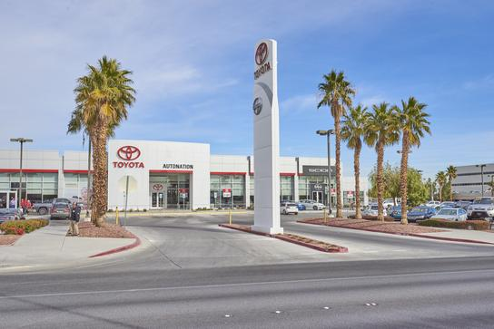 Las Vegas Toyota >> Autonation Toyota Las Vegas Car Dealership In Las Vegas Nv
