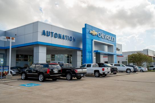 AutoNation Chevrolet South Corpus Christi 2