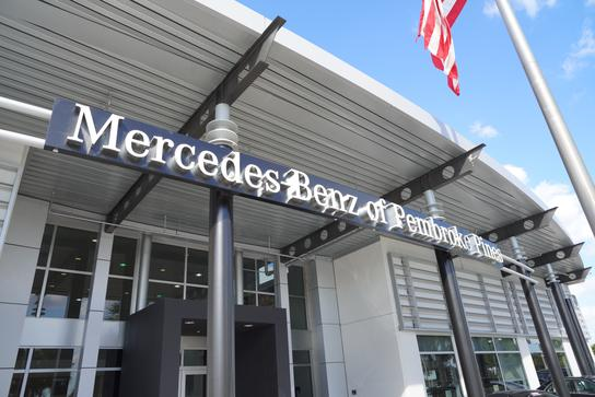 Mercedes-Benz of Pembroke Pines 1
