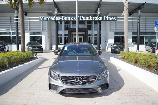 mercedes-benz of pembroke pines car dealership in pembroke pines, fl