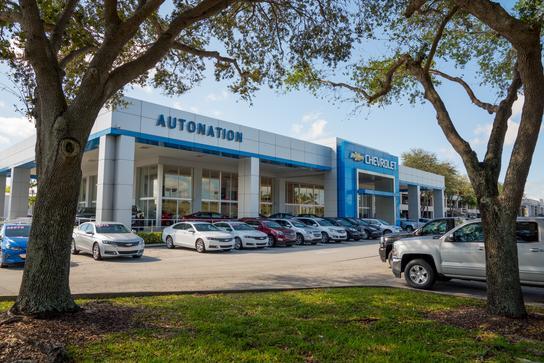 Autonation Pembroke Pines >> Autonation Chevrolet Pembroke Pines Car Dealership In