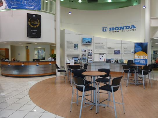 Honda Cars of Bellevue 2