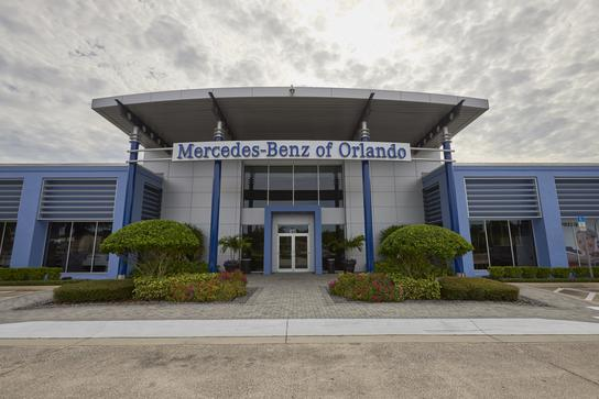 Mercedes-Benz of Orlando 1