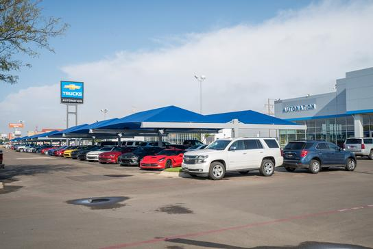 AutoNation Chevrolet West Amarillo 3