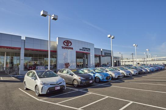 AutoNation Toyota Spokane Valley 2