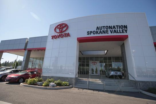 Autonation Toyota Spokane Valley Car Dealership In Wa 99212 Kelley Blue Book