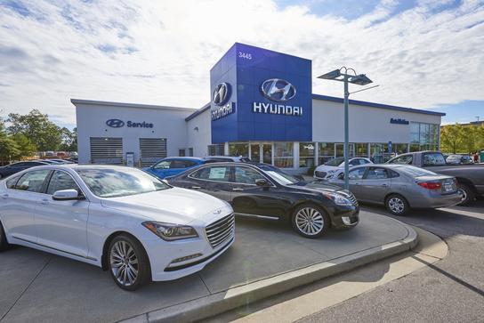 Beautiful ... AutoNation Hyundai Mall Of Georgia 3