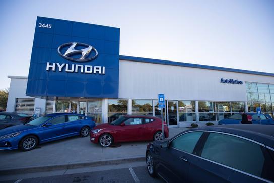 Hyundai Mall Of Ga >> Autonation Hyundai Mall Of Georgia Car Dealership In Buford