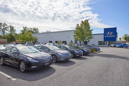 Autonation Hyundai Mall Of Georgia Car Dealership In Buford Ga 30519 Kelley Blue Book