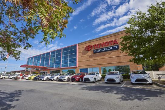 Wonderful AutoNation Toyota Mall Of Georgia Car Dealership In Buford, GA 30519 |  Kelley Blue Book