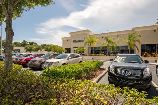 AutoNation Cadillac Port Richey 1