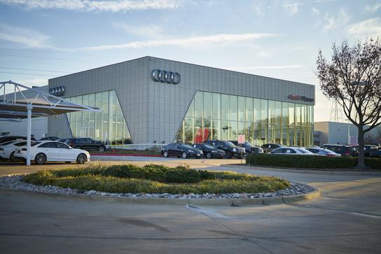 Audi Plano Car Dealership In Plano TX Kelley Blue Book - Audi plano