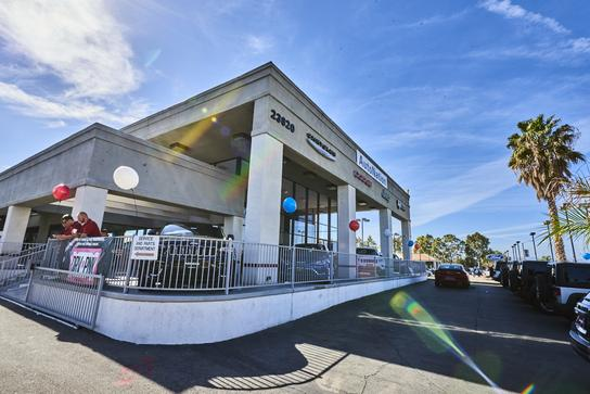 AutoNation Chrysler Dodge Jeep Ram Valencia 2