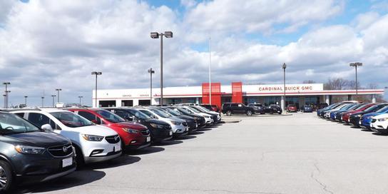 Cardinal Buick Gmc Car Dealership In Belleville Il 62226 Kelley