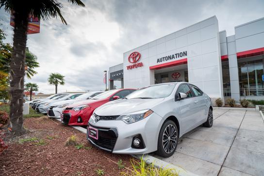Autonation Toyota Hayward Car Dealership In Ca 94544 Kelley Blue Book