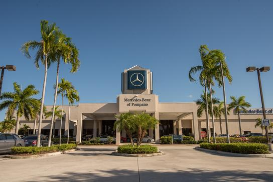 Mercedes-Benz of Pompano car dealership in Pompano Beach ...
