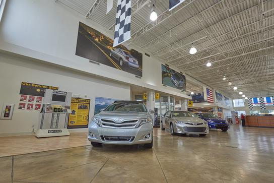 Autonation Thornton Road >> Autonation Toyota Thornton Road Car Dealership In Lithia