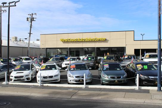 West Coast Auto Sales Center