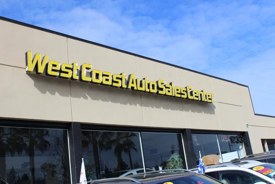 West Coast Auto Sales Center 2