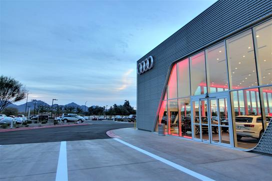 Audi North Scottsdale Car Dealership In Phoenix AZ Kelley - Audi north scottsdale service