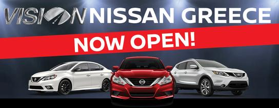 Nissan Dealers Rochester Ny >> Vision Nissan Greece Car Dealership In Rochester Ny 14626 3528