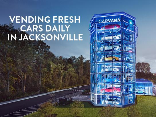 Carvana car dealership in Jacksonville, FL 32202 | Kelley