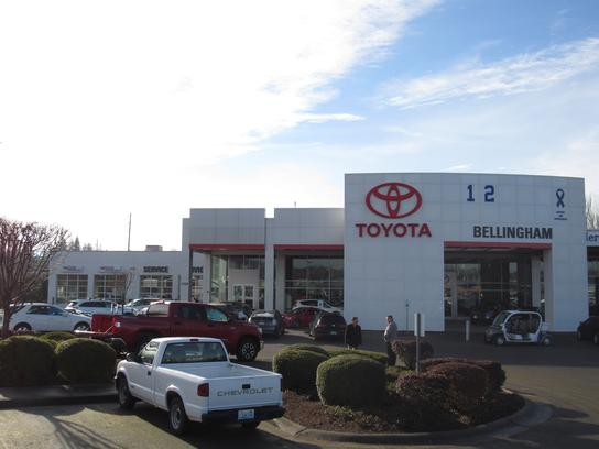 Car Dealership Specials At Toyota Of Bellingham In Wa 98229 Kelley Blue Book