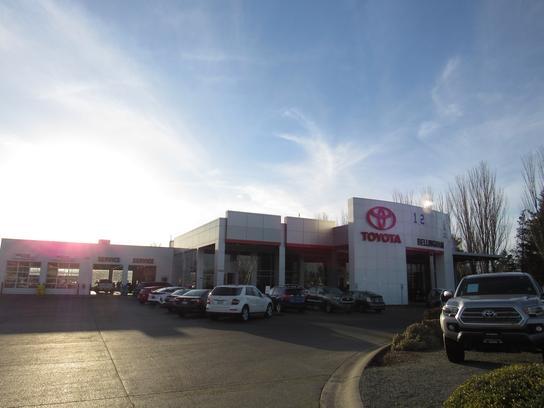 Car Dealership Ratings And Reviews   Toyota Of Bellingham In Bellingham, WA  98229   Kelley Blue Book