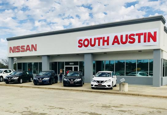 South Austin Nissan Pre-owned
