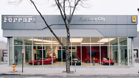 Ferrari Of Salt Lake City Car Dealership In Salt Lake City Ut 84111 Kelley Blue Book