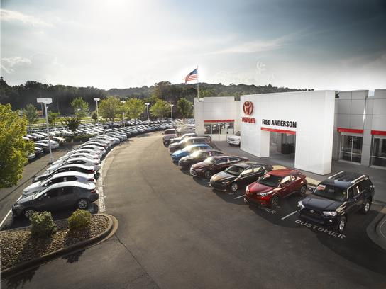 Lovely Fred Anderson Toyota Asheville