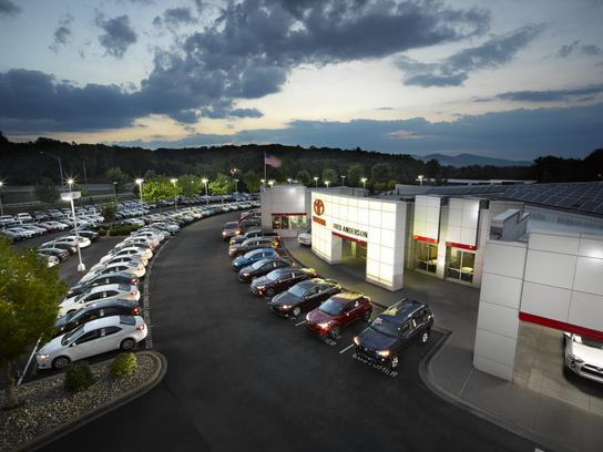 Toyota Of Asheville >> Fred Anderson Toyota Asheville Car Dealership In Asheville