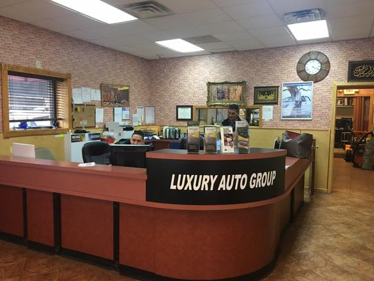 Luxury Auto Group 2