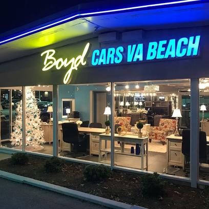 Boyd Cars of Virginia Beach 1