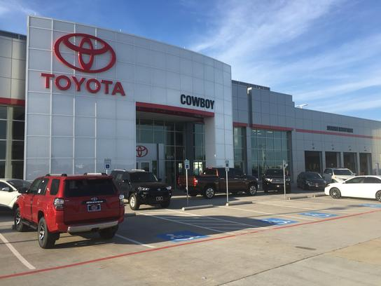 Toyota Dealerships Dfw >> Cowboy Toyota Car Dealership In Dallas Tx 75228 Kelley