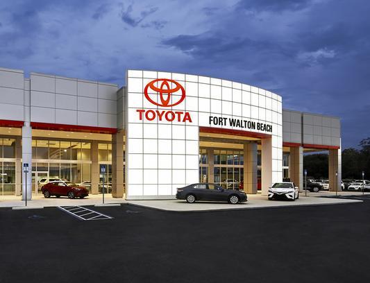 Toyota Of Fort Walton Beach Car Dealership In Fort Walton Beach Fl