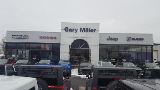 Gary Miller Chrysler Jeep Dodge RAM car dealership in Erie, PA 16509