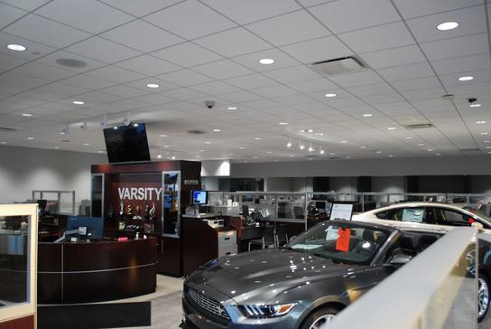 Varsity Ford Car Dealership In Ann Arbor Mi 48103 Kelley Blue Book