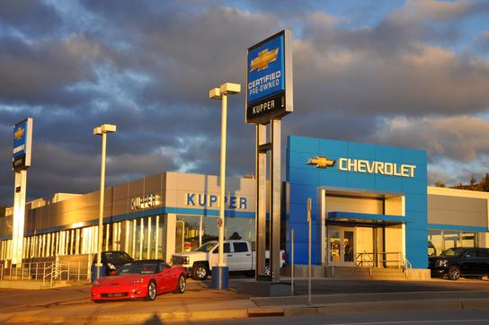 Perfect Kupper Chevrolet