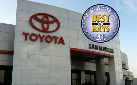 San Marcos Toyota 1
