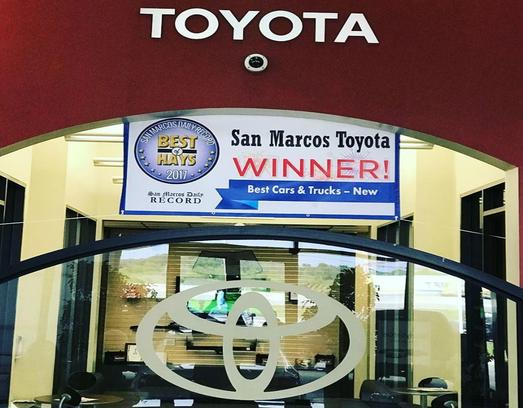 San Marcos Toyota