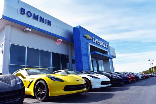 Bomnin Chevrolet West Kendall Car Dealership In Miami Fl 33177 1601